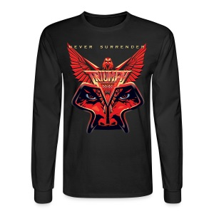 Men's Never Surrender Long Sleeve Tee - Men's Long Sleeve T-Shirt