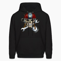 Rebel Ride Black Hoodies