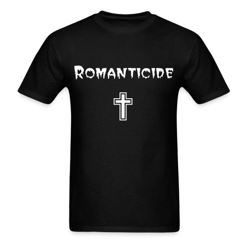 Romanticide one night in jessica tshirt - Men's T-Shirt