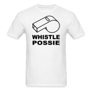 T-Shirts ~ Men's T-Shirt ~ Whistle Possie