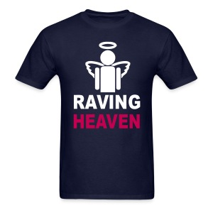 Raving Heaven T-shirt - Men's T-Shirt