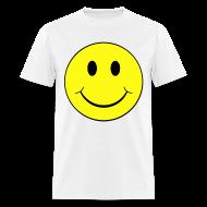 T-Shirts ~ Men's T-Shirt ~ Smiley Face T-shirt