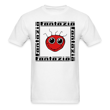 Fantazia Square Smiley T-Shirts