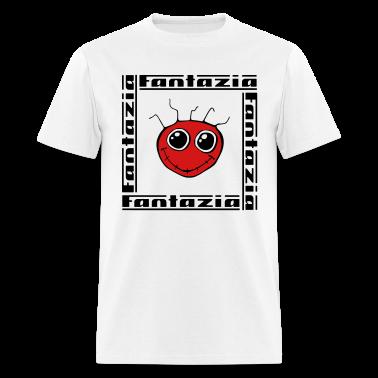 Fantazia Square Smiley T-Shirts