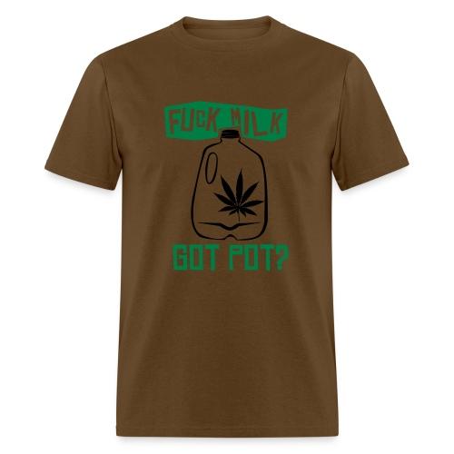 Got Pot? - Men's T-Shirt