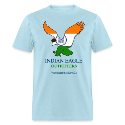Indian Eagle Outfitters - Blue (Men) - Men's T-Shirt