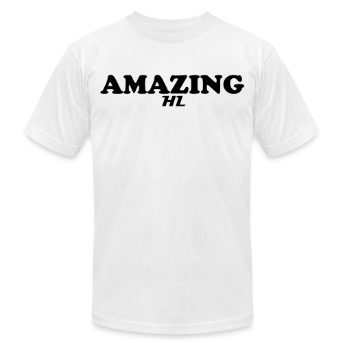 AMAZING Basic Tee - Men's Fine Jersey T-Shirt