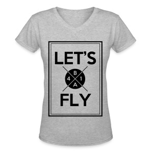 [B1A4] Let's Fly - Women's V-Neck T-Shirt