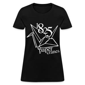 [EH] 1825 Paper Cranes - Women's T-Shirt