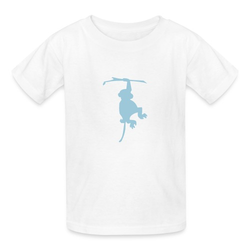Kids' T-Shirt - Little boy monkey shirt