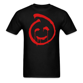 Red John smiley symbol ~ 351