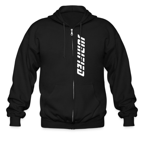 JUNIFIED FULL ZIP HOODY - Men's Zip Hoodie
