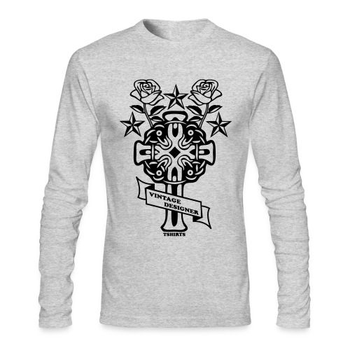 high standerd t shirt  - Men's Long Sleeve T-Shirt by Next Level