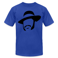 T-Shirts ~ Men's T-Shirt by American Apparel ~ Clyde