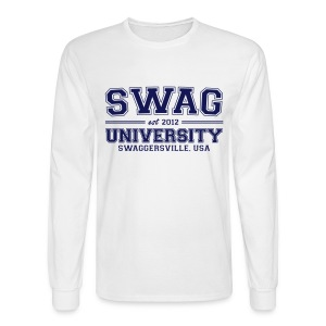 swag u ls - Men's Long Sleeve T-Shirt