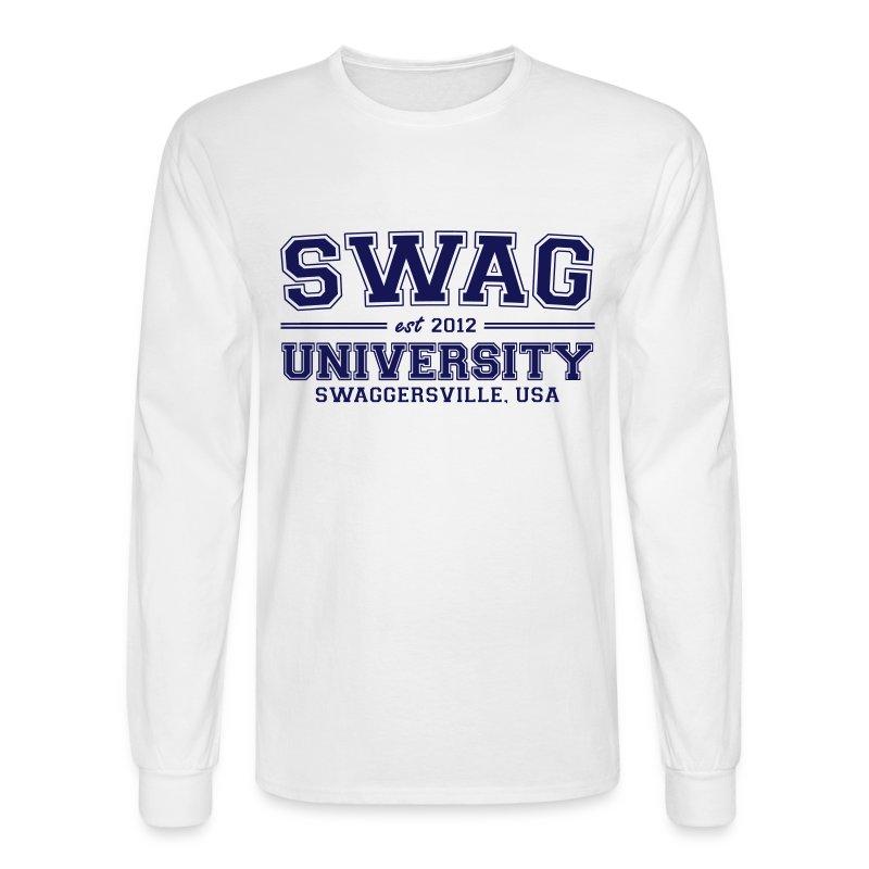 swag u ls - Men's Long Sleeve T-Shirt