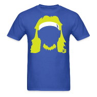 T-Shirts ~ Men's T-Shirt ~  the Dirk Shirt (Golden Locks)