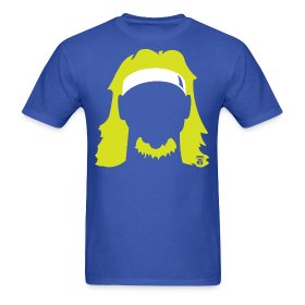 the Dirk Shirt (Golden Locks) ~ 351