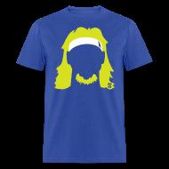 T-Shirts ~ Men's T-Shirt ~ the Take Dat Wichew! shirt (FRONT)   the Dirk Shirt (take dat wit chew)