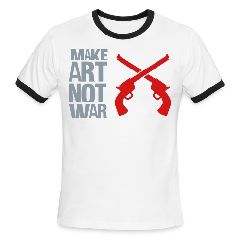 War - Men's Ringer T-Shirt