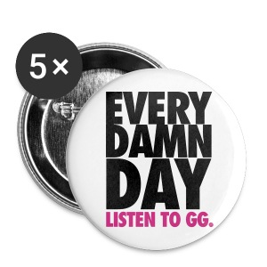 [SNSD] Listen to GG. - Large Buttons