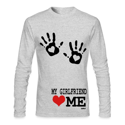 Love - Men's Long Sleeve T-Shirt by Next Level