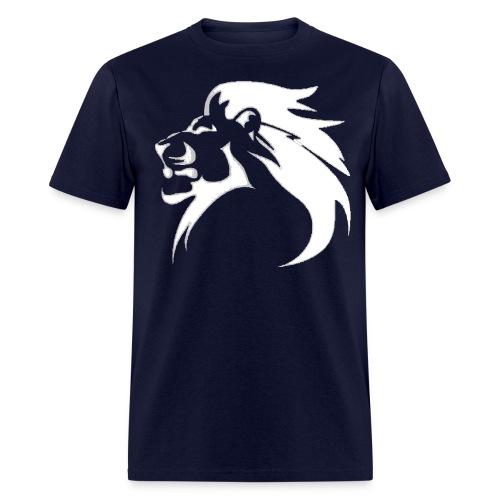 Lion of Judah-MSW White - Men's T-Shirt