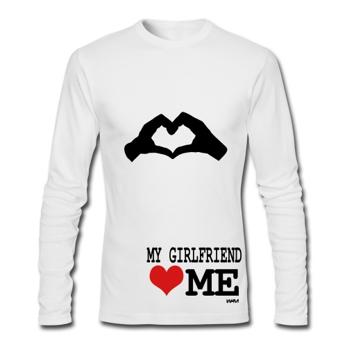 Love2 - Men's Long Sleeve T-Shirt by Next Level