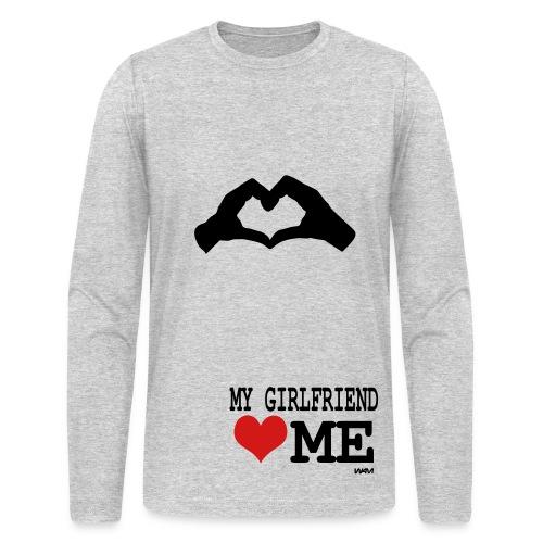 Love2 - Men's Long Sleeve T-Shirt by Next Level