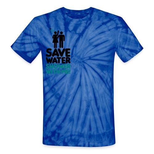 Love2 - Unisex Tie Dye T-Shirt