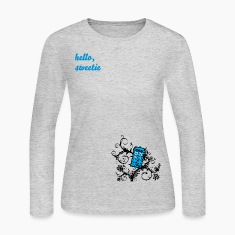 Tardis in the Ivy Long Sleeve Shirts