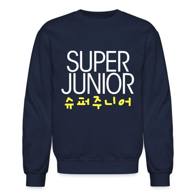 Electrifly Super Junior Crewneck Sweatshirt