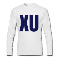 Long Sleeve Shirts ~ Men's Long Sleeve T-Shirt by Next Level ~ Two Sided Zip'em Up Long Sleeve