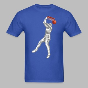 Exciting Basket - Double Dribble - Men's T-Shirt