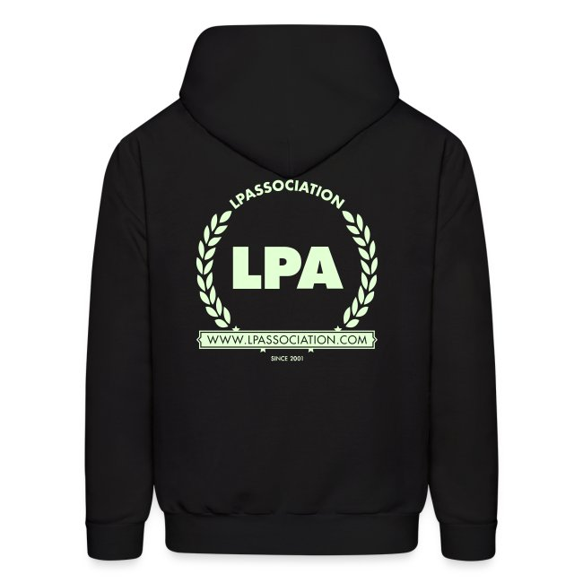 "LPA 4-Bit ""Heads"" Hoodie (Special Edition)"