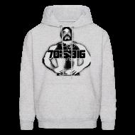 Hoodies ~ Men's Hoodie ~ Original Logo Hoody - Ash