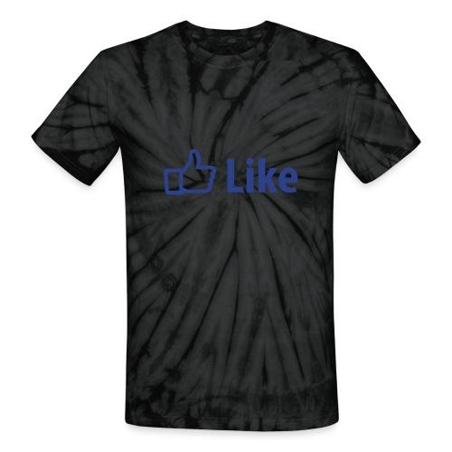 Unisex Tie Dye T-Shirt - I Like! - Unisex Tie Dye T-Shirt