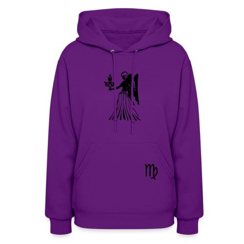 Virgo women's hoodie  - Women's Hoodie
