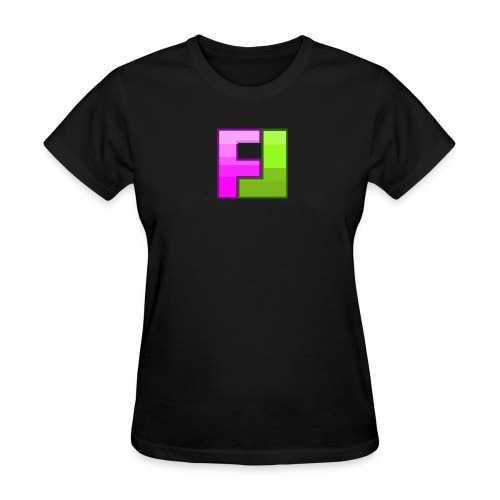 FJ Square Icon - Women's T-Shirt