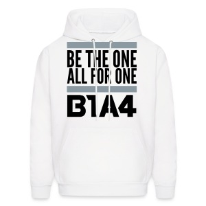 [B1A4] Be the One, All for One (Front & Back) - Men's Hoodie