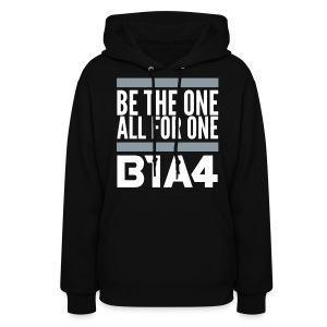 [B1A4] Be the One, All for One (Front Only) - Women's Hoodie