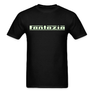 T-Shirts ~ Men's T-Shirt ~ Fantazia t-shirt with Glow in the Dark Print
