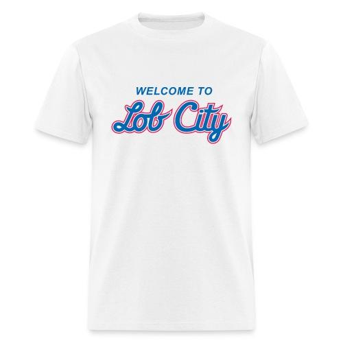 Lob City script t-shirt - Men's T-Shirt