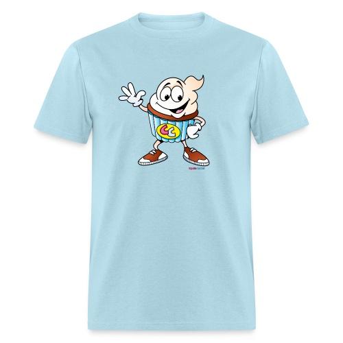 Cupcake Charlie Men's Tee  - Men's T-Shirt