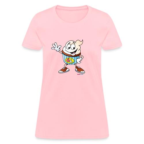 Cupcake Charlie Women's Tee - Women's T-Shirt