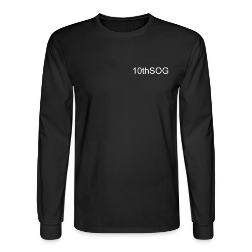 SOG Long Sleeve Tee - Men's Long Sleeve T-Shirt