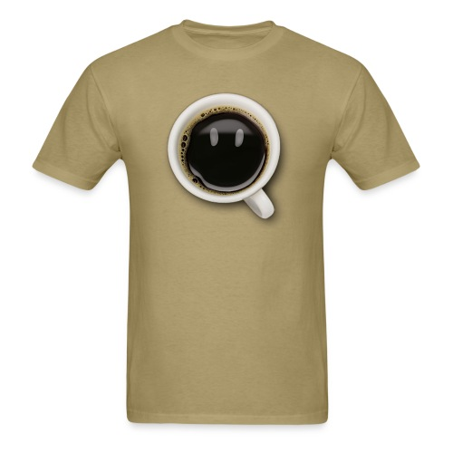 Happy Coffee - Men's T-Shirt