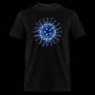 T-Shirts ~ Men's T-Shirt ~ Flu Virus