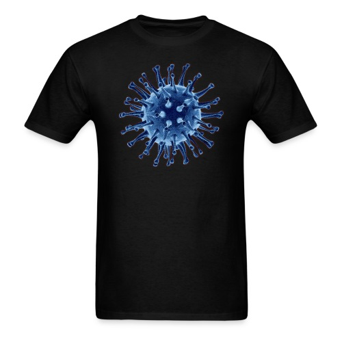 Flu Virus - Men's T-Shirt