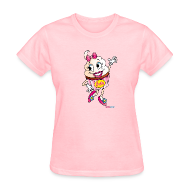 T-Shirts ~ Women's T-Shirt ~ Cupcake Carly Women's Tee